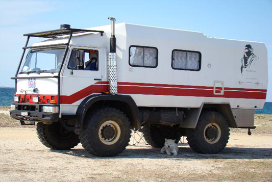 camion 4x4