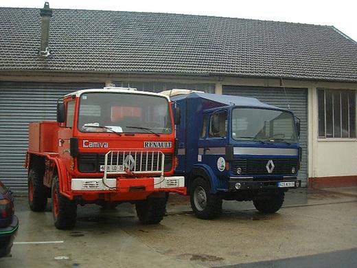 Pannes Et R 233 Parations D Un Renault 110 150 Matricule
